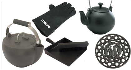 Everything you need from Trivets and Gloves through to Stove Kettles. - Traditional Stoves Contemporary Stoves Inset Stoves Stove